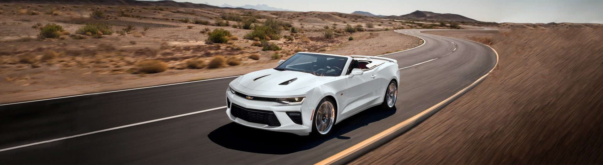 Camaro 2018 Summit White