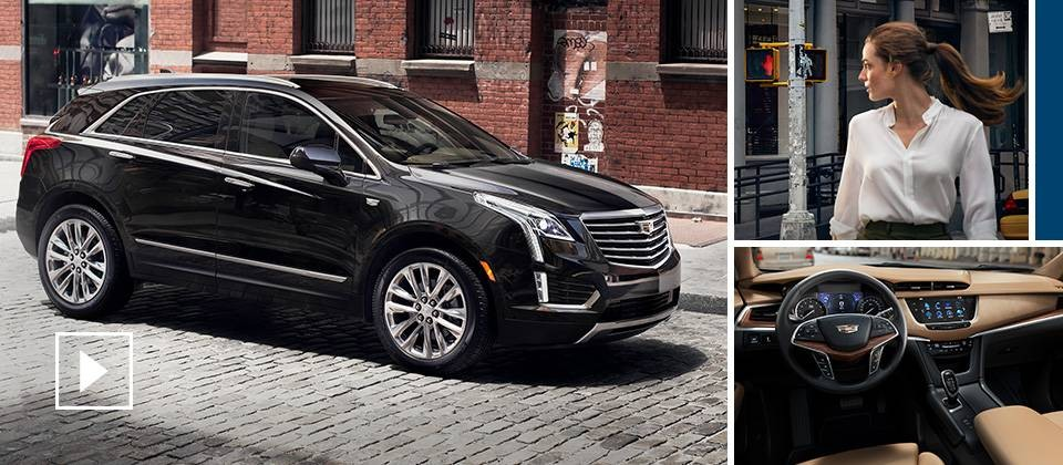Cadillac XT5 Crossover bei Auto Ludwig in 1230 Wien