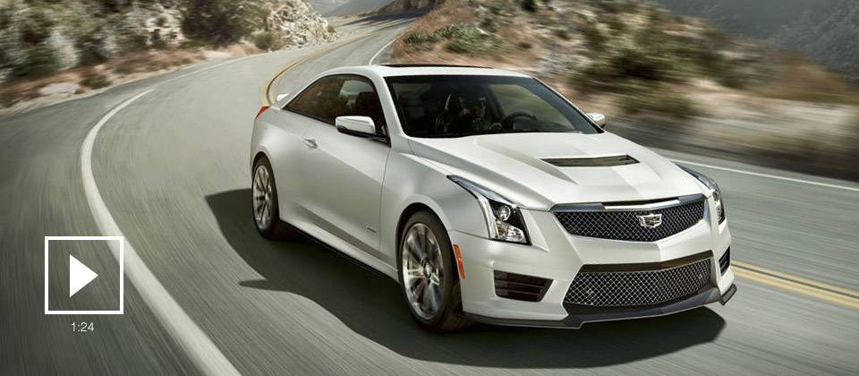 Cadillac ATS-V bei Auto Ludwig in 1230 Wien