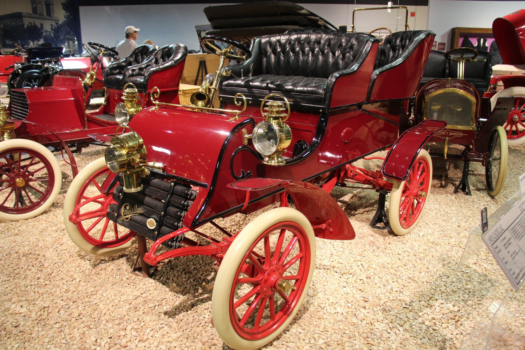 Cadillac Model A / Runabout - 1902