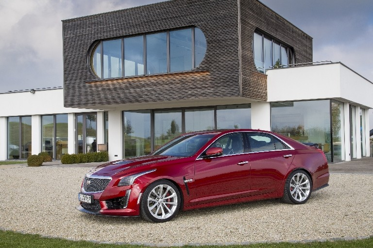 Cadillac CTS Baujahr 2018 bei Auto Ludwig in 1230 Wien