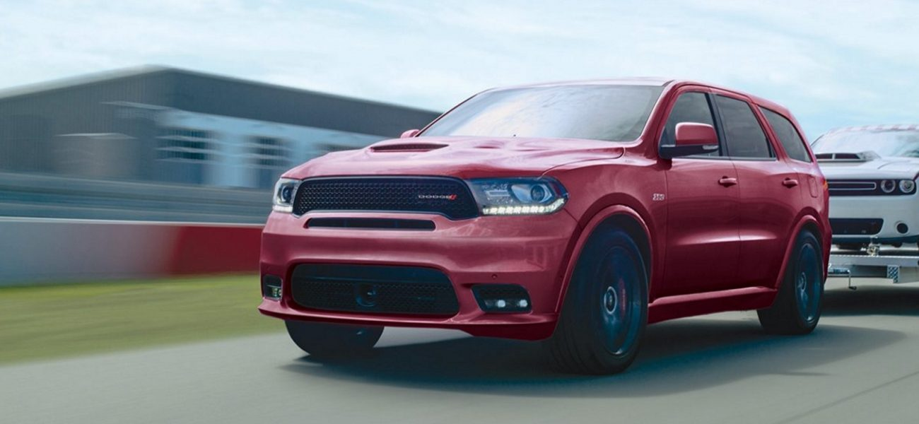 DODGE DURANGO 5.7l HEMI V8 – BLACK TOP PACK