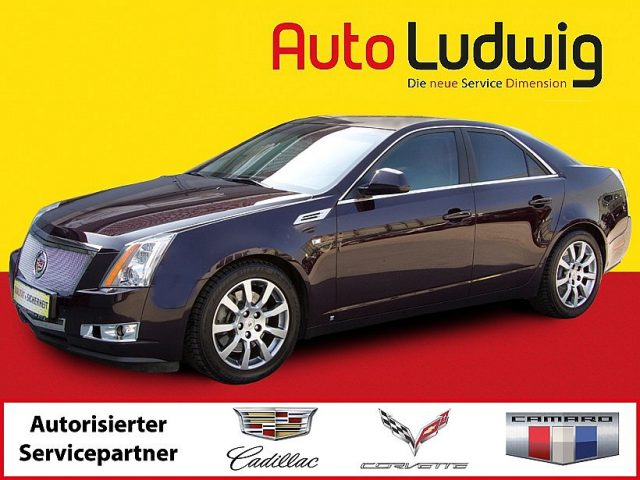 Cadillac CTS 3,6 V6 AWD Sport Luxury Aut. bei US-Cars Ludwig in 2x in Wien (Inh. Autoludwig Vertrieb GmbH)
