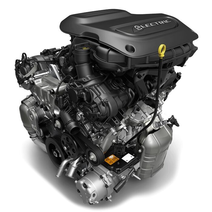 3.6l V6 eHybrid - Chrysler Pacifica bei US Auto Ludwig