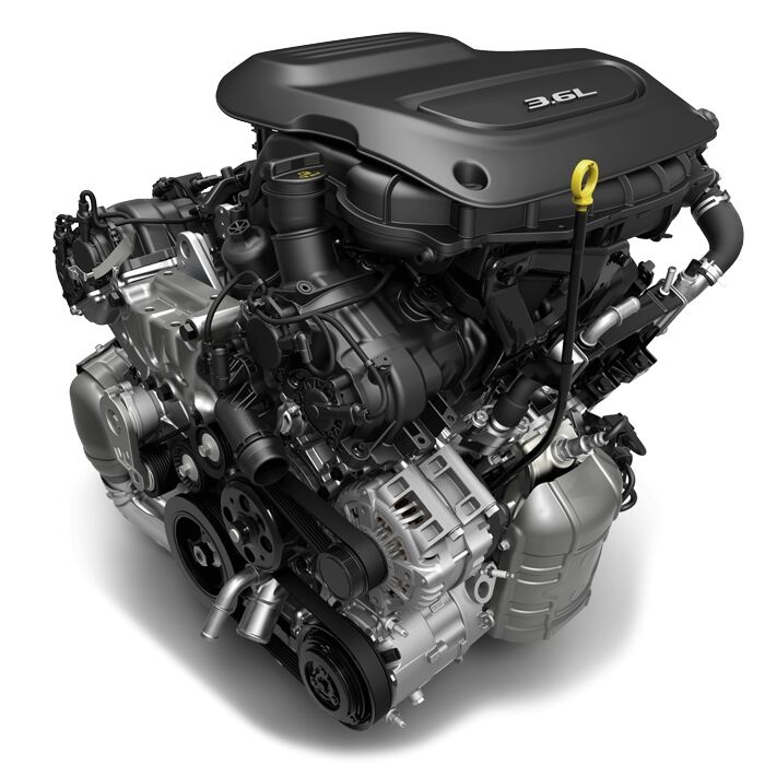 3.6l V6 Benzin - Crysler Pacifica bei US Auto Ludwig