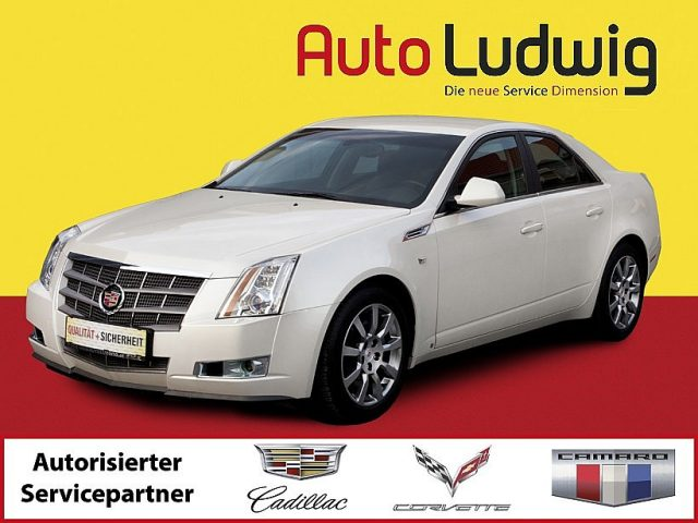 Cadillac CTS 2,8 V6 Elegance Aut. bei US-Cars Ludwig in 2x in Wien (Inh. Autoludwig Vertrieb GmbH)