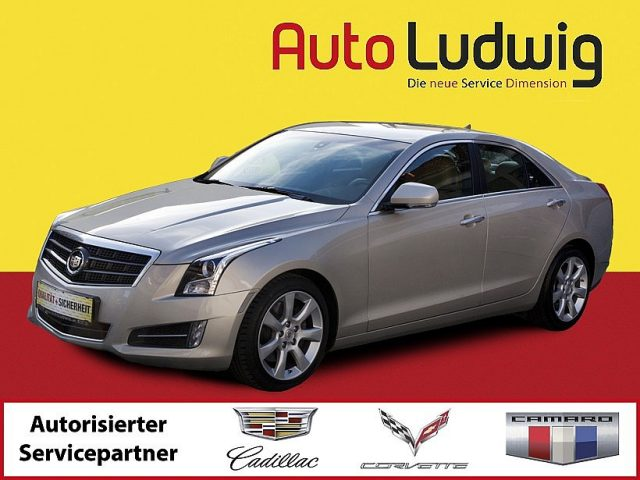 Cadillac ATS 2.0L Turbo RWD bei US-Cars Ludwig in 2x in Wien (Inh. Autoludwig Vertrieb GmbH)