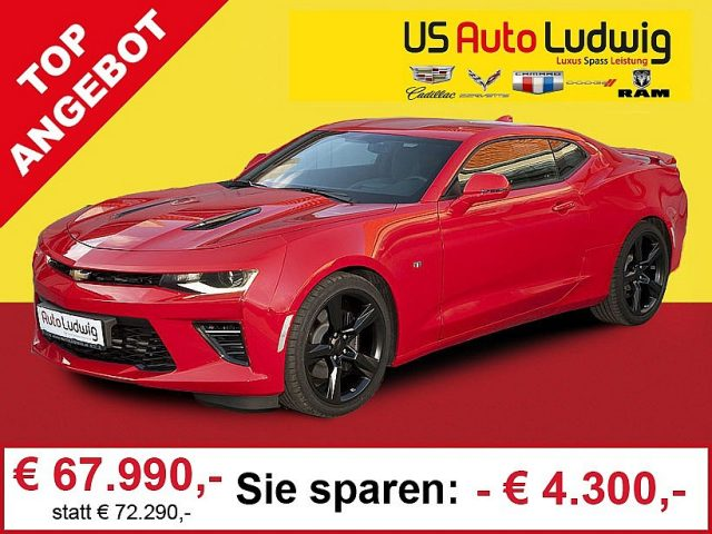 Chevrolet (USA) Camaro V8 Coupe Aut. bei US-Cars Ludwig in 2x in Wien (Inh. Autoludwig Vertrieb GmbH)
