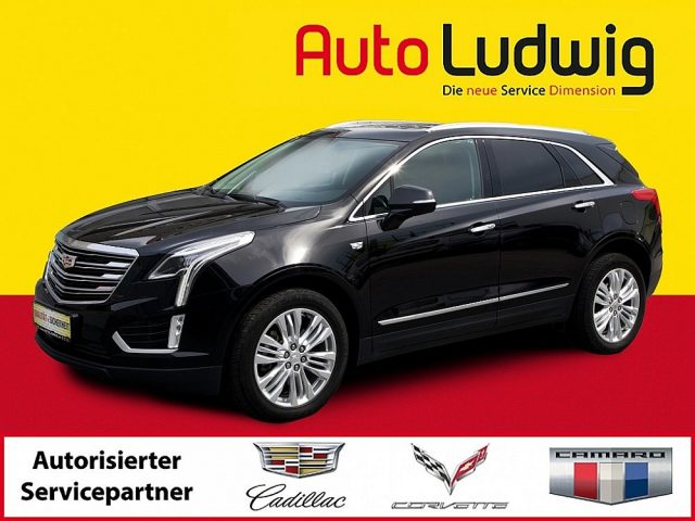 Cadillac XT5 Premium 3,6 AWD AT bei US-Cars Ludwig in 2x in Wien (Inh. Autoludwig Vertrieb GmbH)