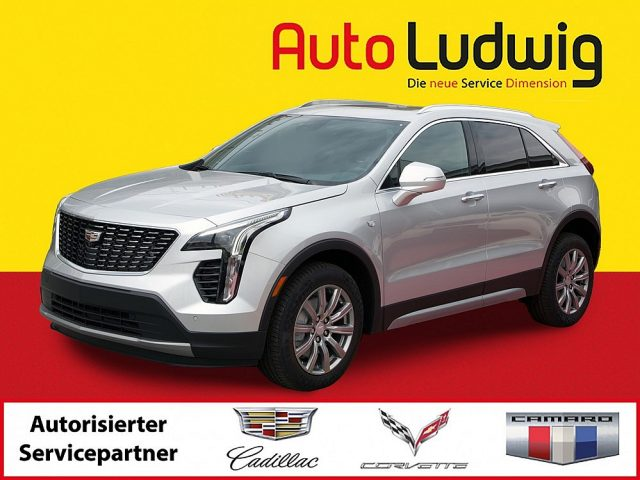 Cadillac XT4 Launch Edition 350D bei US-Cars Ludwig in 2x in Wien (Inh. Autoludwig Vertrieb GmbH)